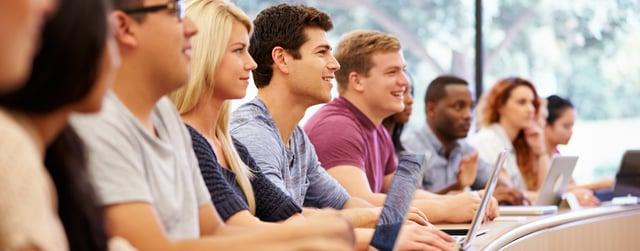 higher education marketing increasing roi